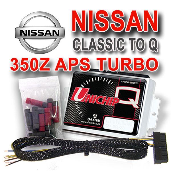 03 39 09 nissan 350z 3 5l aps turbo upgrade classic to q. Black Bedroom Furniture Sets. Home Design Ideas