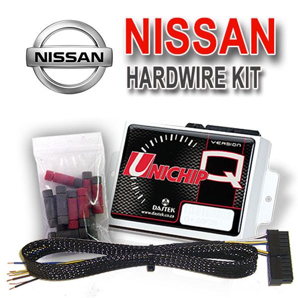 Q Hardwire Kit Nissan Unichip Wholesale