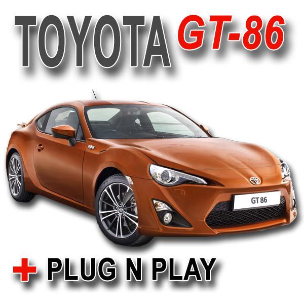 2013 Toyota 86  Gt86 2 0l  U2013 Plug N Play