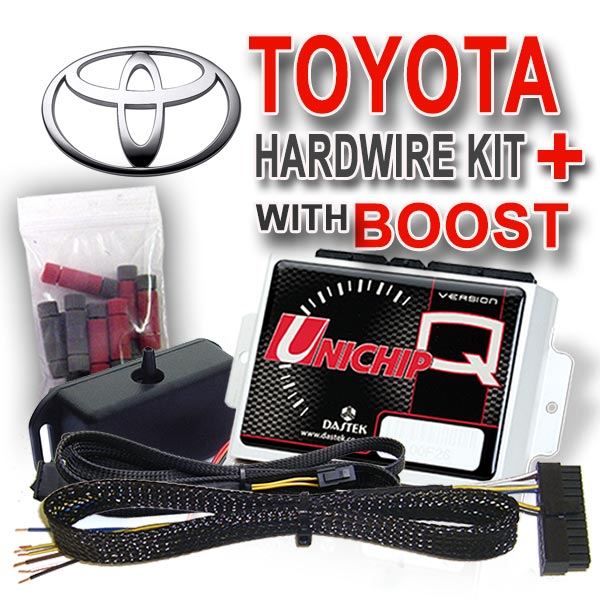 Q hardwire kit toyota w boost unichip wholesale asfbconference2016 Gallery