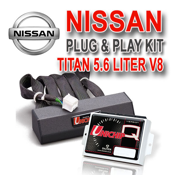 04 09 Nissan Titan 5 6L Unichip Wholesale