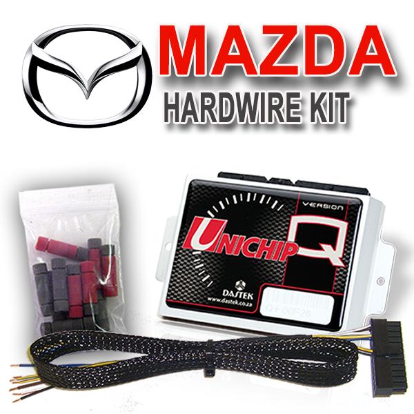 Applications Mazda 3 2004 2009